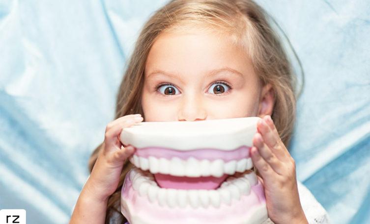 В каком возрасте показывать ребёнка ортодонту